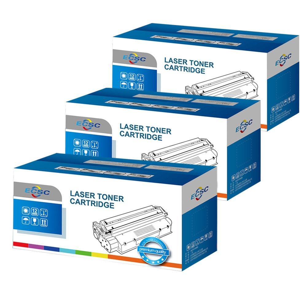ECSC Compatible Toner Cartucho Reemplazo para Oki C3300 C3300N ...