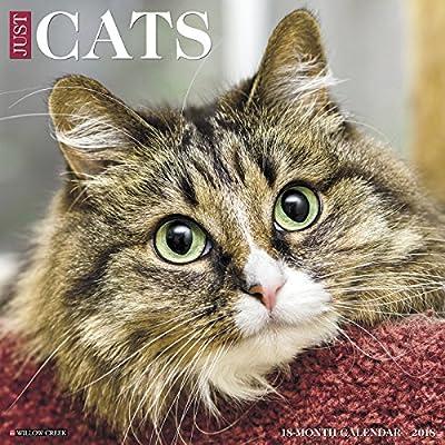 2018 Just Cats Wall Calendar