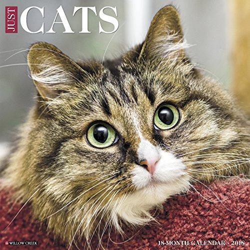 Just Cats 2018 Calendar