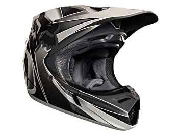 Fox V3 kustm Cross Casco 2018
