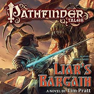 Pathfinder Tales: Liar's Bargain Audiobook