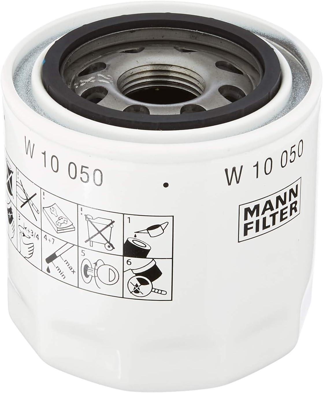 Original Mann Filter Ölfilter W 10 050 Für Pkw Und Nutzfahrzeuge Auto