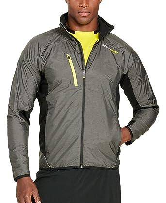 4ab503a0 Polo Sport Men's Hybrid Full-Zip Jacket (Medium) at Amazon ...