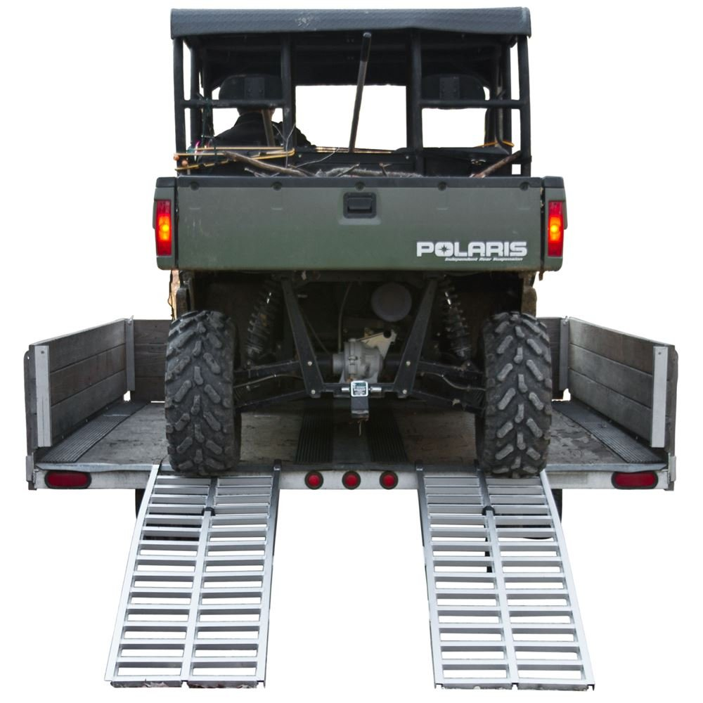 65'' Aluminum UTV/ATV/Golf Cart Loading Ramps by Rage Powersports