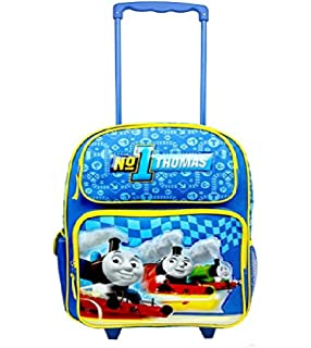 Amazon.com: Thomas and Friends Rolling Backpack: Toys & Games
