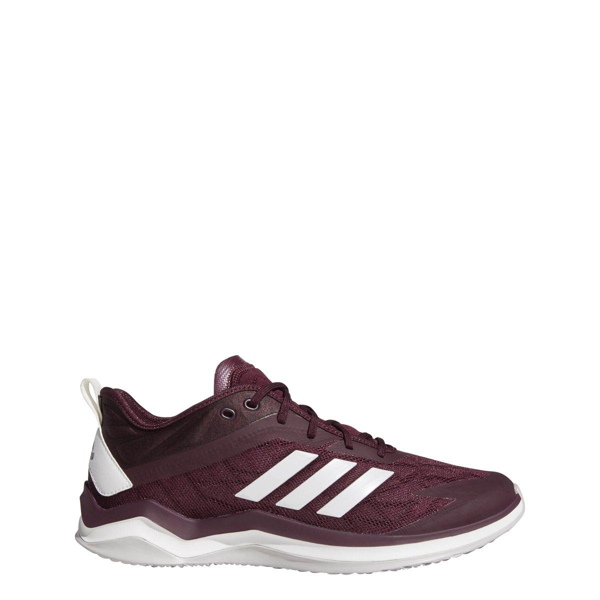 Adidas uomini b07bhkq5dw velocità trainer 4 13 s (m) usmaroon / cristallo