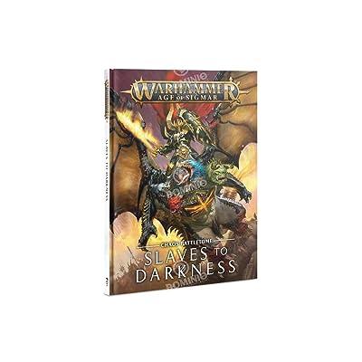 Games Workshop Warhammer Age of Sigmar Battletome: Slaves to Darkness: Toys & Games