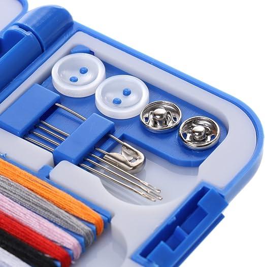sharprepublic Kits De Costura Viajes De Mini Caja Portable Hilos ...