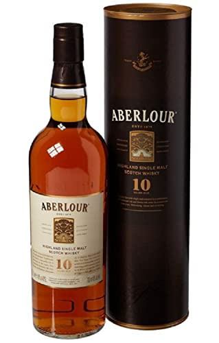 Aberlour 10 Year Old Double Cask Matured Single Malt Scotch Whisky, 70 cl
