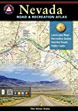 Nevada Road and Recreation Atlas, Benchmark Maps (Firm), 0929591925