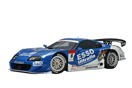 TOYOTA SUPRA 05 Super GT No.6 (Esso) (Diecast Model) By