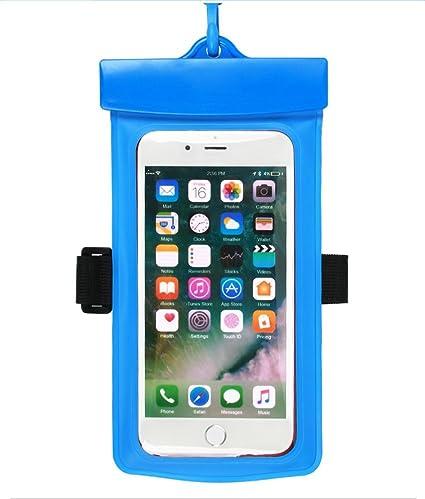 Funda Impermeable Móvil Iphone IPX8 Funda Universal Para ...