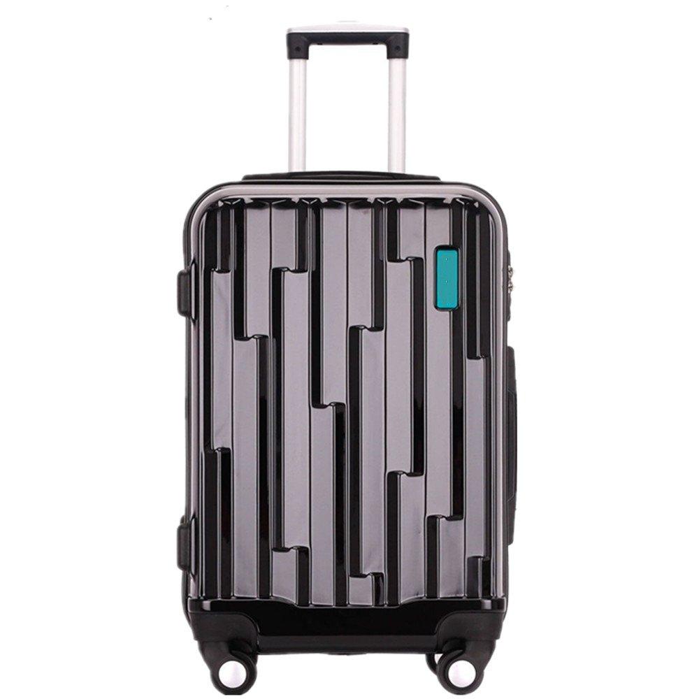 バンプスーツケース20インチ24インチスーツケースボードABS + PC素材 (サイズ : 20) B07TT33JC3  20