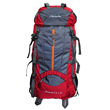 Attache 1021R Climate Proof 75Lt Red Rucksack a580381f7