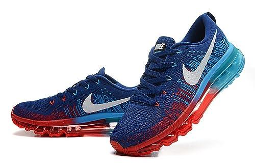 Nike Flyknit Air MAX 2014 de los Hombres Zapatillas de