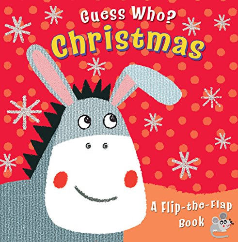 Guess Who? Christmas: A Flip-the-Flap - Uk London Guess