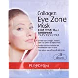Purederm - Patches au collagène pour les yeux - 30 x pièces - Patch Yeux - Eye Patches - Eye Zone Mask