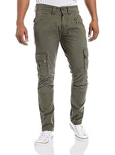 de hombre Cargo para Timezone Pantalones Bentz Pantalones qwECanF4q