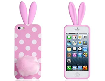 coque iphone 5 c lapin
