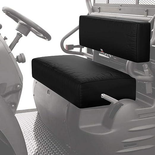UTV Bench Seat Cover Compatible with 2001-2019 KAWASAKI MULE 4010 3010 4000