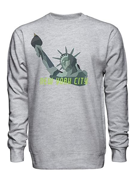 New York City Symbol Statue of Liberty Sudadera Unisex XX-Large: Amazon.es: Ropa y accesorios