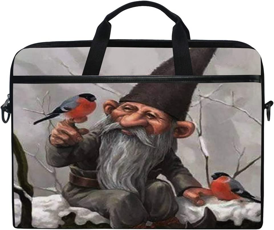 SLHFPX Laptop Bag Gnomes Bacon 14