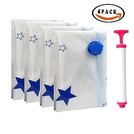 Bolsas de almacenaje al vacío Ahorradoras de espacio y ...