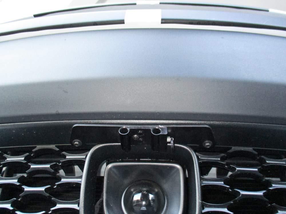 StonSho Removable License Plate Bracket for 2019 Dodge Charger SRT Scat Pack Hellcat Daytona by StonSho (Image #4)