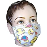 Filtra Petit Kids 3-Ply Ear Loop Surgical Face Mask - Cartoon 100 Pcs (BFE > 99%) TT-3