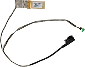 GinTai LCD LED Screen Cable Replacement for HP Pavilion 17-e118dx 17-e194nr 17-e116nr 17-e117dx 17-e020dx 17-e020us 17-e050us 17-e035nr 17-e040us 17-e079nr 17-e049wm 17-e072nr 17-e169nr