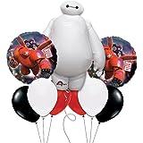 Big Hero 6 Mylar Balloon Bouquet
