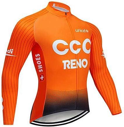SUHINFE Maillots de Cyclisme pour Hommes Maillot de Cyclisme Maillot de Cyclisme Respirant