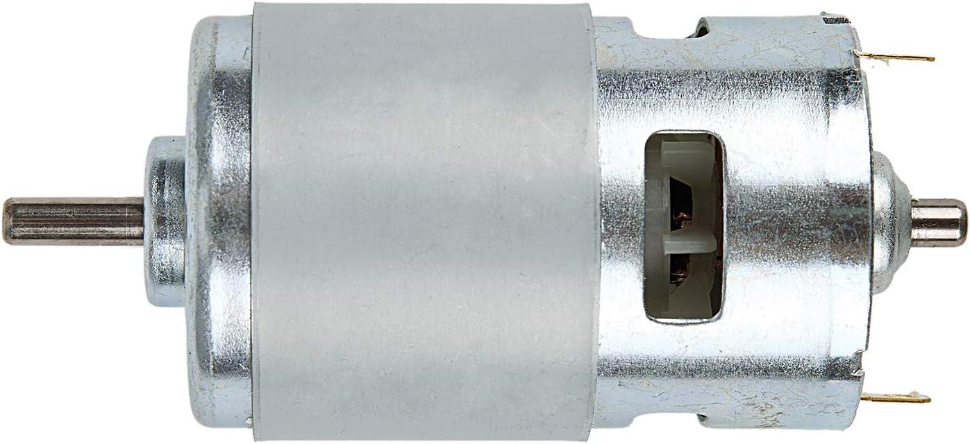SODIAL Dc 12V 150W 13000~15000Rpm 775 Motor Alta Velocidad Motor De Par De Par Grande Herramienta Electrica Maquinaria Electrica