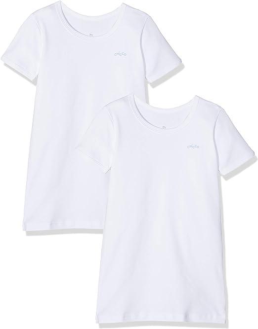 Chicco Camiseta (Pack de 2) para Niños: Amazon.es: Ropa y accesorios