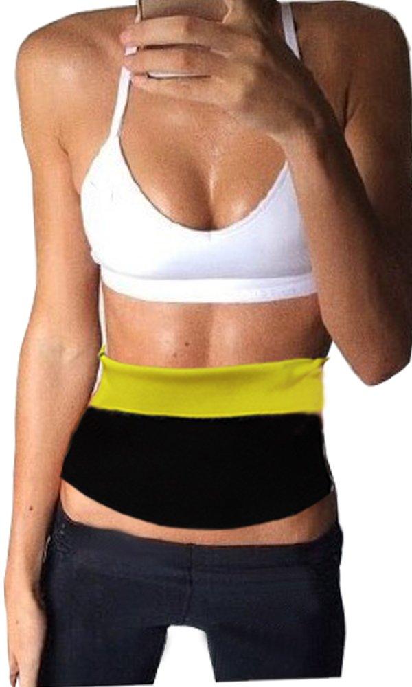 DODOING Woman Waist Cincher Sport Body Shaper