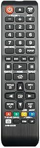 New AH59-02533B Replace Remote Control for Samsung Blu-Ray Home Theater Systems HT-HM55/ZA HT-J5500W/ZA HT-H5500W/ZA