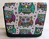 Paradise Owl Messenger Bag