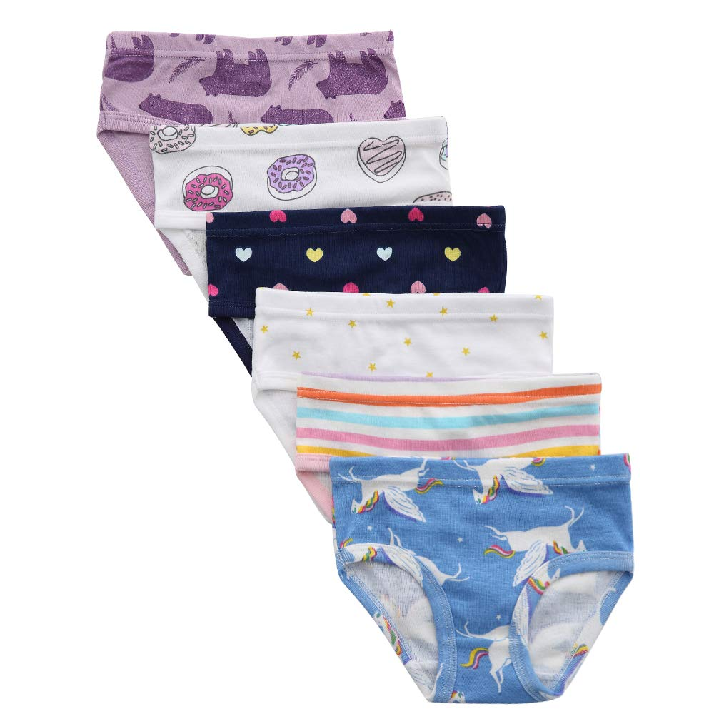 044ee43a2161 Best Rated in Girls  Underwear   Helpful Customer Reviews - Amazon.com