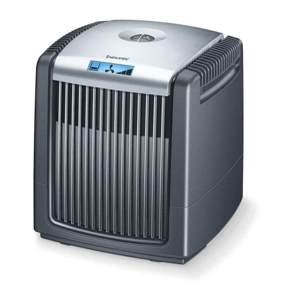 Beurer LW 110 Luftwäscher (zur Luftbefeuchtung und Luftreinigung, für Räume bis 36 m²) weiß Beurer GmbH 660.15
