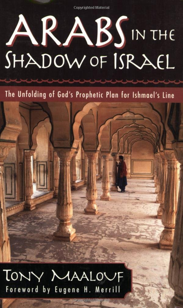Download Arabs in the Shadow of Israel: The Unfolding of God's Prophetic Plan for Ishmael's Line ebook