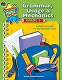 img - for Grammar, Usage & Mechanics Grade 3 (Language Arts) book / textbook / text book