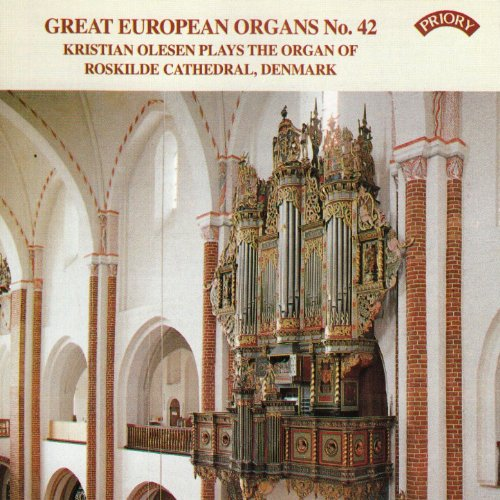 Great European Organs No.42: Roskilde Cathedral, -
