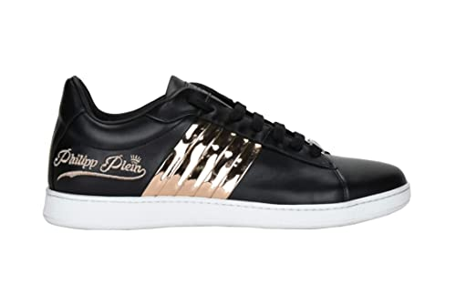 c408eb42bb4 Philipp Plein Men s Sneaker Black Trainers  Amazon.co.uk  Shoes   Bags