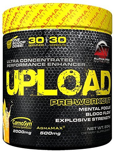 UPLOAD Pre Workout Pineapple Mango product image