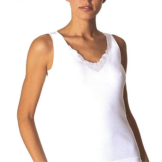 AVET 7505 - camiseta interior mujer (E)