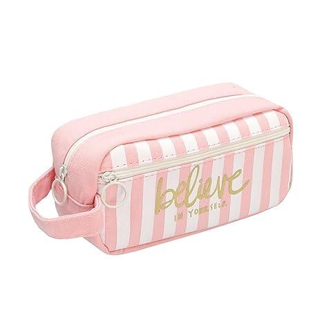 528548d85 Namgiy - Bolso de maquillaje para bolígrafos, bolsa de almacenamiento, bolsa  de cosméticos,