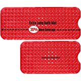 SlipX Solutions Extra Long Bath Mat 39 x 16