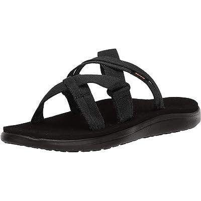 Teva Women's W Voya Slide Sandal | Sport Sandals & Slides