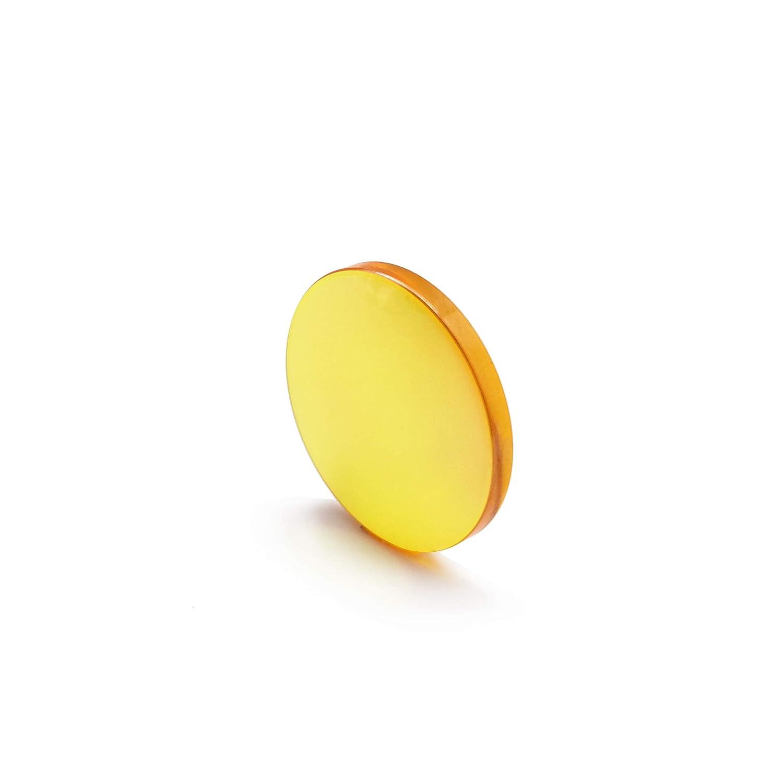 "CO2 Laser Focal Lens Dia.19mm USA ZnSe Lens for Engraver Cutter Machine FL:2/""-4/"""