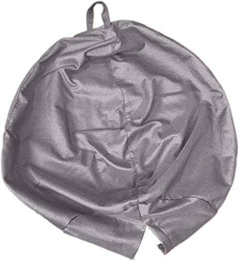 Flameer Extra Large 90110cm Bean Bag Chair Covers Replacement Comfy Beanbag Without Filling